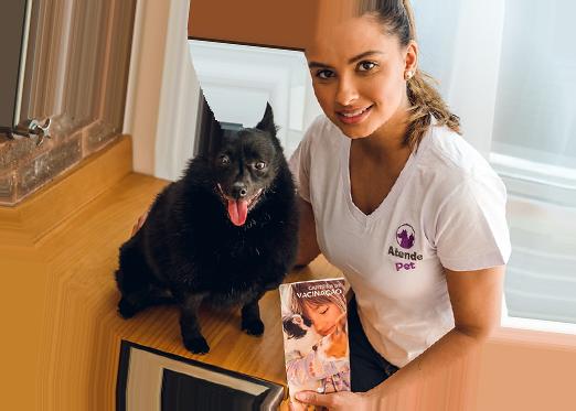 Atende pet vacina cachorros em casa